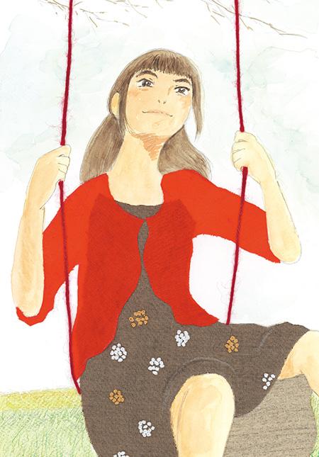 ゆりあ先生の赤い糸
